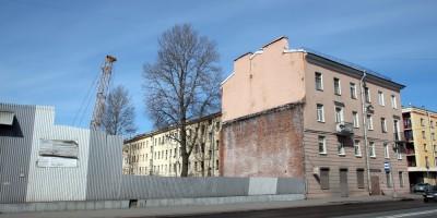 Днепропетровская улица, 65, после сноса