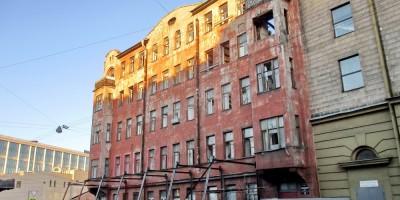 Дом Изотова, перекрытая Кирилловская улица