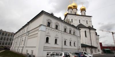 Феодоровский собор, дом причта