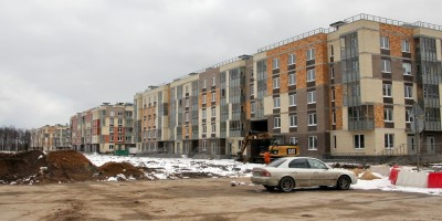 Юнтоловский проспект, 49, 51 и 53