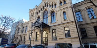 Коммерческое училище, улица Ломоносова, 9