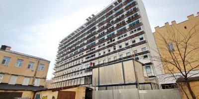 Лиговский проспект, 78, корпус 2, восьмиэтажное здание