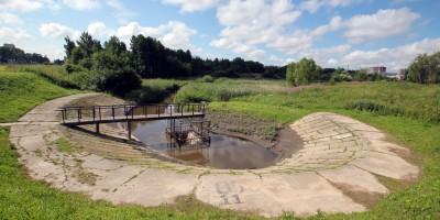 Муринский парк, Муринский ручей