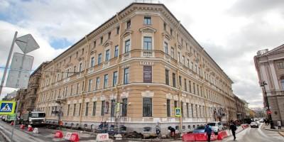 Переулок Антоненко, 2, гостиница Lotte