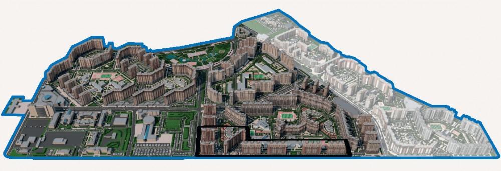 План застройки Толубеевского проезда