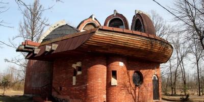 Понтонный, Фанерный переулок, 11а, церковь Ковчег