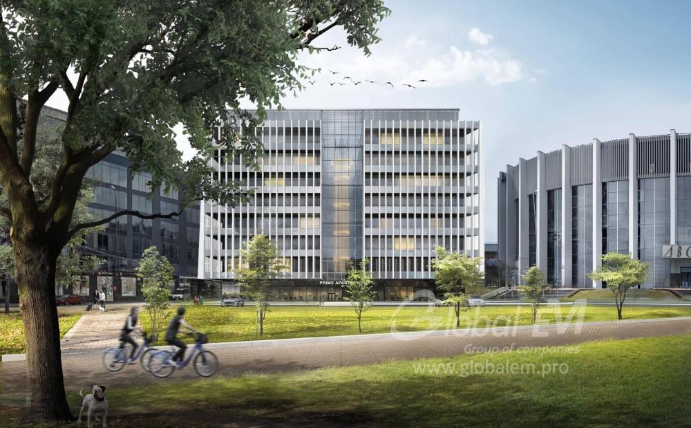 Проект апартамент-отеля на проспекте Добролюбова