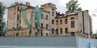 Пискаревский проспект, 4, подстанция