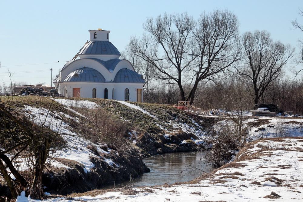 Старо-Паново, часовня, Дудергофка