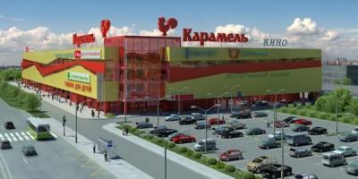 ТРК Карамель на Таллинском шоссе