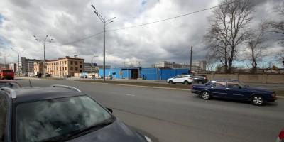 Улица Салова, 61, снос