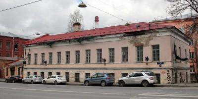 Уральская улица, дом 1, литера Б