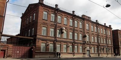 Уральская улица, дом 1, литера В, левый корпус