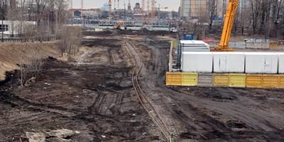 Варшавская железная дорога, демонтаж