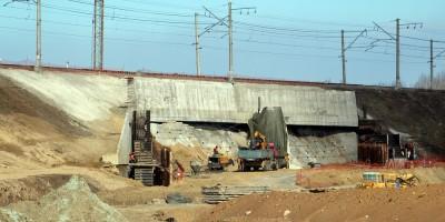 Автодорога М-11, тоннель