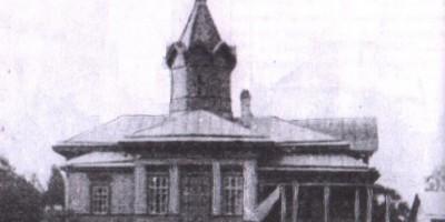 Церковь Утоли Моя Печати, Мартышкино