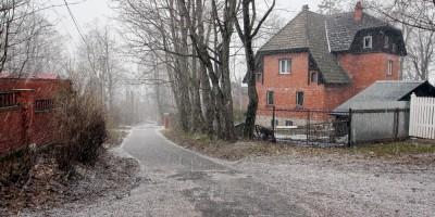 Дудергоф, Ольгинский переулок