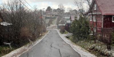 Дудергоф, Вороний переулок