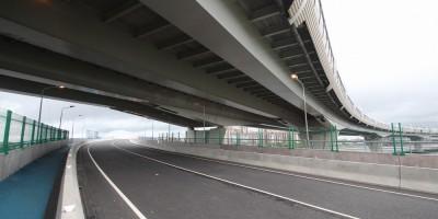 Яхтенный мост, ЗСД