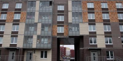 Юнтоловский проспект, дом 49, корпус 1, хаотизм