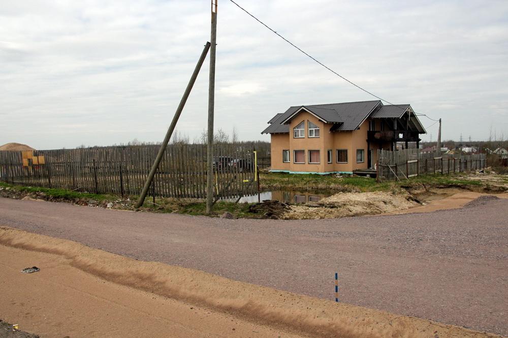 Киевское шоссе, дом