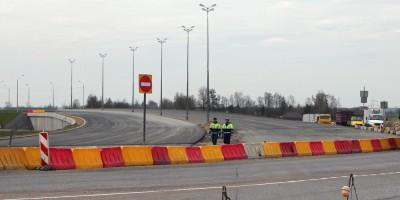 Киевское шоссе, путепровод