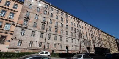 Кирилловская улица, 14