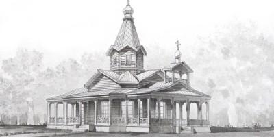 Мартышкино, проект воссоздания церкви Утоли Моя Печали