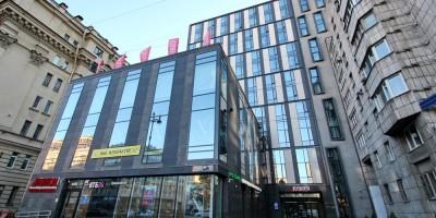 Московский проспект, 73, корпус 3, апарт-отель Вертикаль