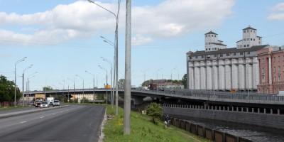 Набережная Обводного канала, путепровод