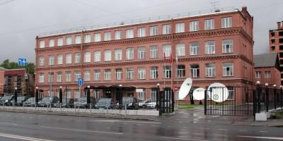 Новоладожская улица, 4, корпус 1