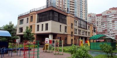 Пулковская улица, 8, корпус 5, детский сад