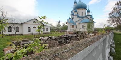 Пулковский парк, Рождественская церковь