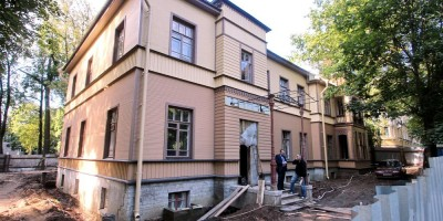 Пушкин, дом Горностаевой-Монигетти