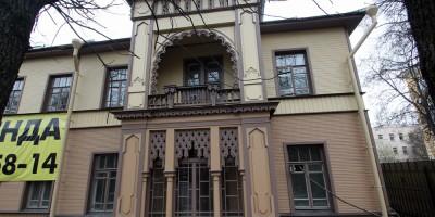 Пушкин, Октябрьский бульвар, 53, балкон