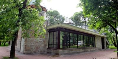 Таврический сад, игротека после ремонта