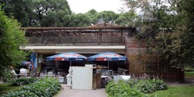 Таврический сад, игротека после выселения