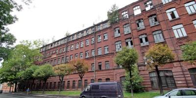 Улица Красного Курсанта, 31, заброшенное