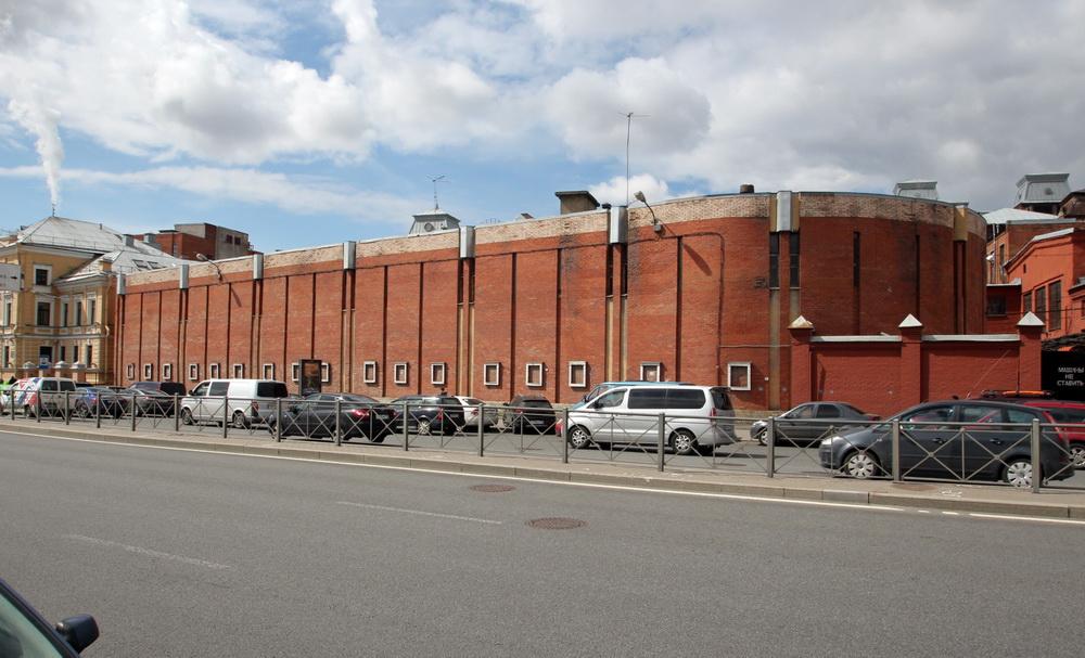 Улица Красного Текстильщика, дом 10-12, литера АШ