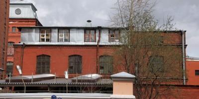 Улица Красного Текстильщика, дом 10-12, литера Ц