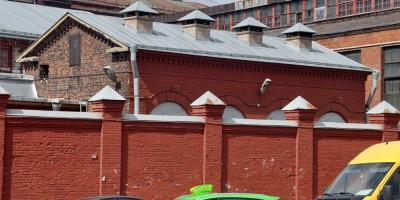 Улица Красного Текстильщика, дом 10-12, литера С, флигель