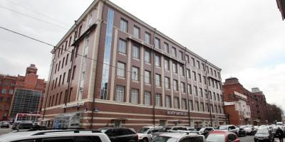 Улица Красного Текстильщика, дом 10-12, литера В