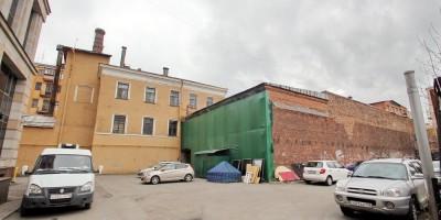Улица Маяковского, 5, литера Б