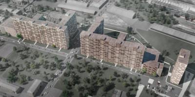 Жилой комплекс на Уездном проспекте