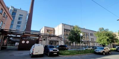 11-я Красноармейская улица, 11, литера В