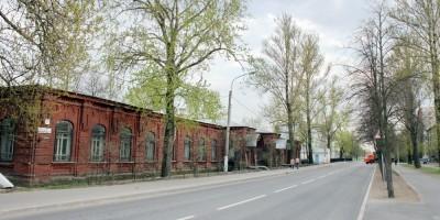 Колпино, улица Володарского