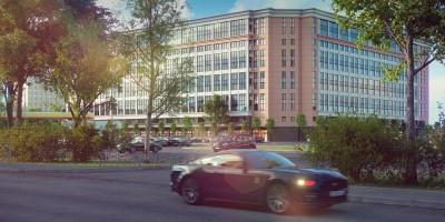 Политехническая улица, проект апарт-отеля