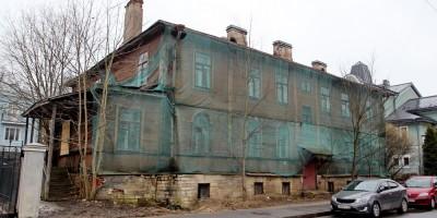 Пушкин, Малая улица, 5, дом Матусевича