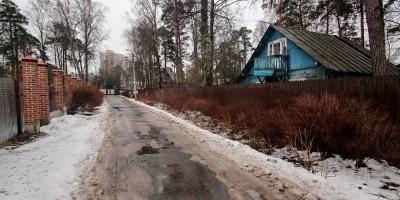Сестрорецк, Черничный переулок