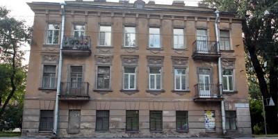 1-й Муринский проспект, дом 21